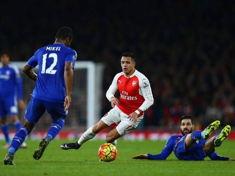 The Blues Selalu Jadi Momok Buat Arsenal