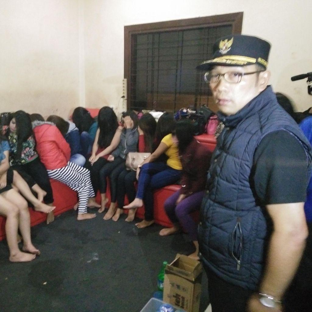 Ridwan Kamil Janji Periksa Pemilik Tempat Pijat Mesum yang Beroperasi di Dago