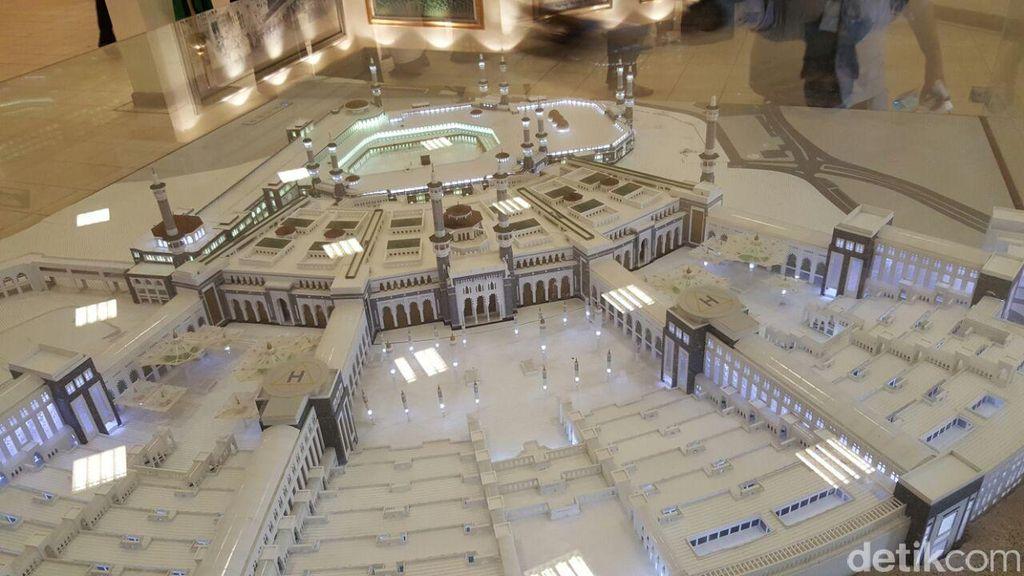 Melihat Bentuk Masjidil Haram Masa Depan