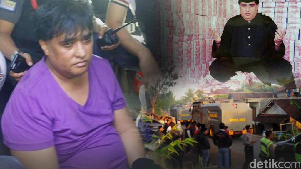 Pengikut Dimas Kanjeng yang Jadi Tersangka Pembunuhan Adalah Pensiunan TNI