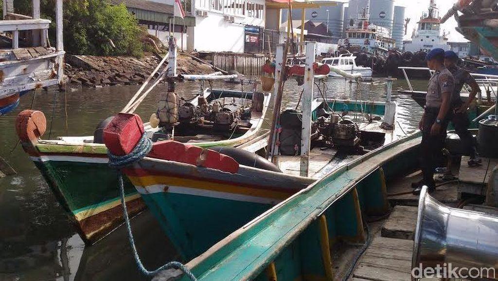 Enam Nelayan Diamankan Saat Tangkap Ikan dengan Jaring Trawl