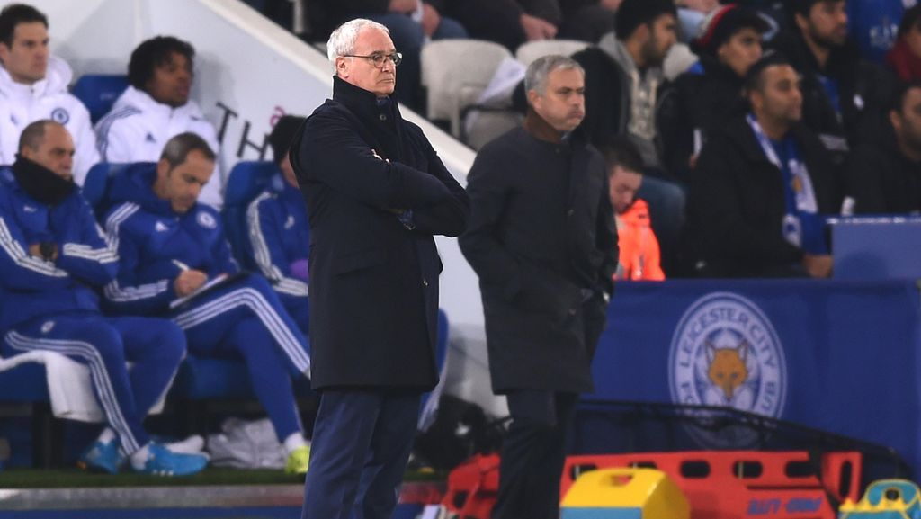 Ranieri: Perseteruan dengan Mourinho? Itu Zaman Prasejarah