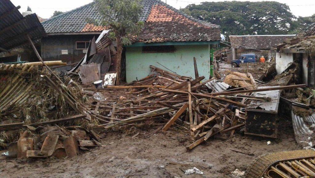 Kementerian Desa Siapkan Direktorat Pasca Bencana untuk Pulihkan Garut