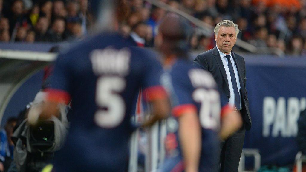 Ancelotti: Kembali ke PSG? Kenapa Tidak
