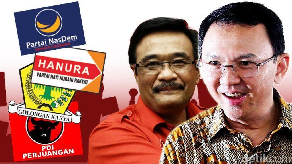 Hanura Tak Persoalkan PDIP Bentuk Tim Sendiri: Yang Penting Tetap Kompak