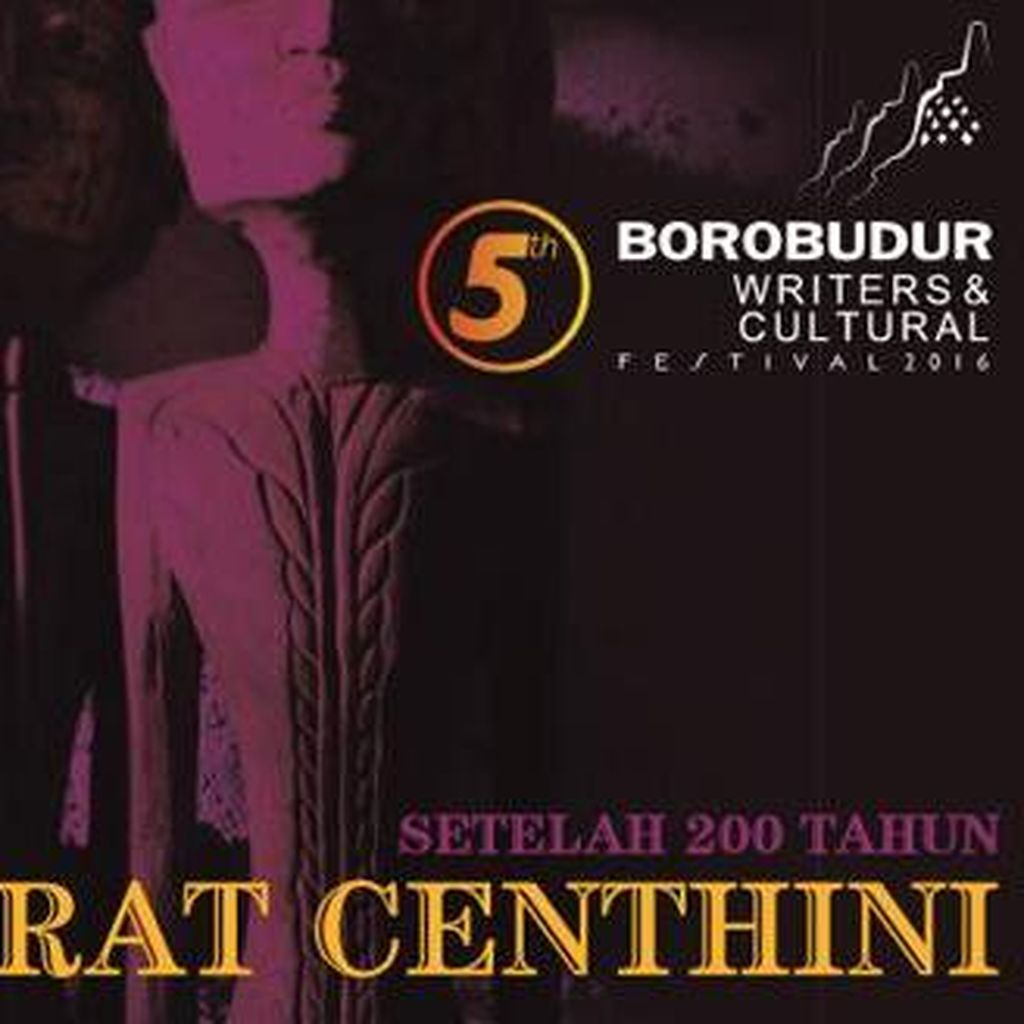 Catat! Ini Agenda Menarik di Borobudur Writers and Cultural Festival 2016