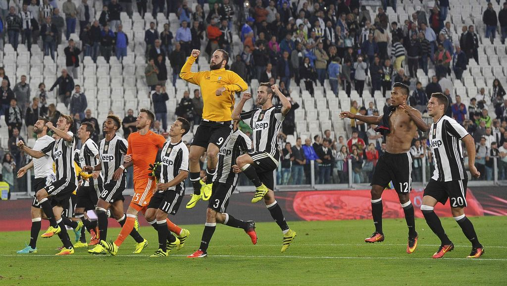 Juventus Wajib Bawa Pulang Tiga Poin dari Kandang Palermo