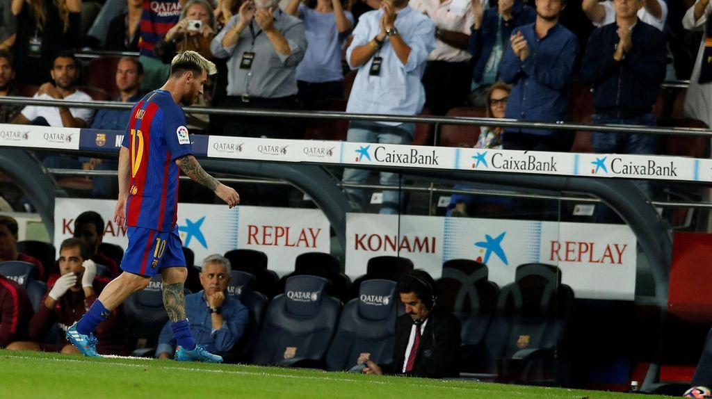 Pelatih Timnas Kritik Barca soal Cedera Messi, Argentina Minta Maaf