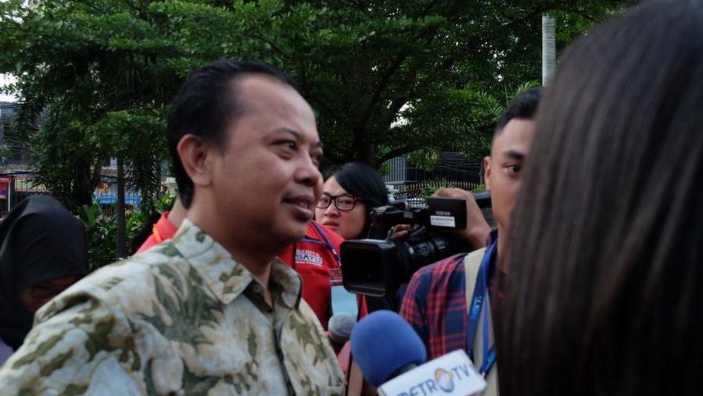 Hasil Pemeriksaan Kesehatan Cagub dan Cawagub Sudah Diserahkan ke KPUD DKI