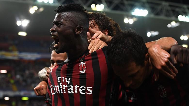 AC Milan Yang Kini Percaya Diri