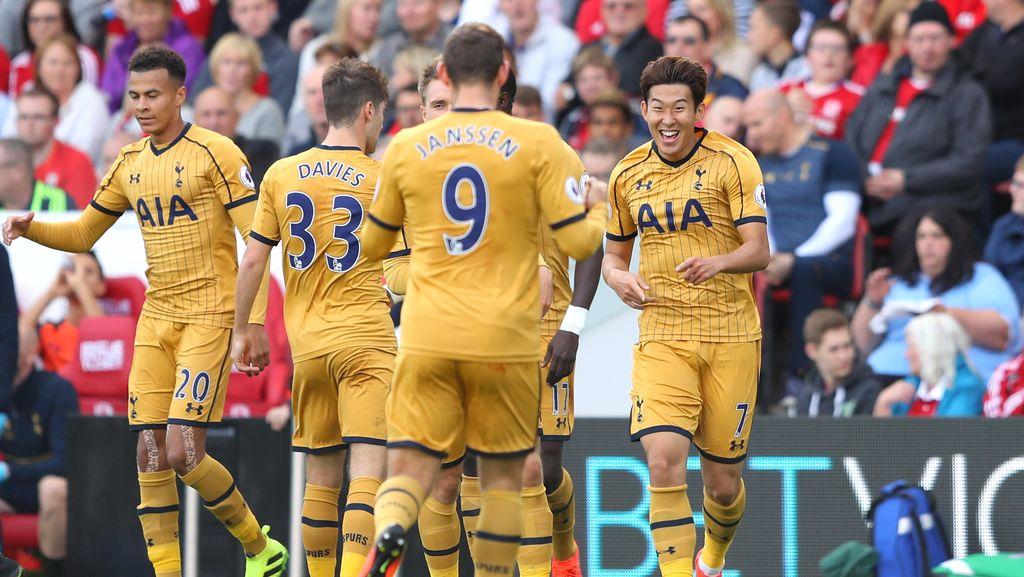 Tekad Spurs Menebus Kesalahan di Matchday I
