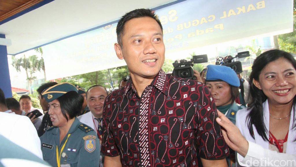 Ini yang Jadi Pertimbangan SBY dan 3 Parpol Dorong Agus Harimurti Bertarung di DKI