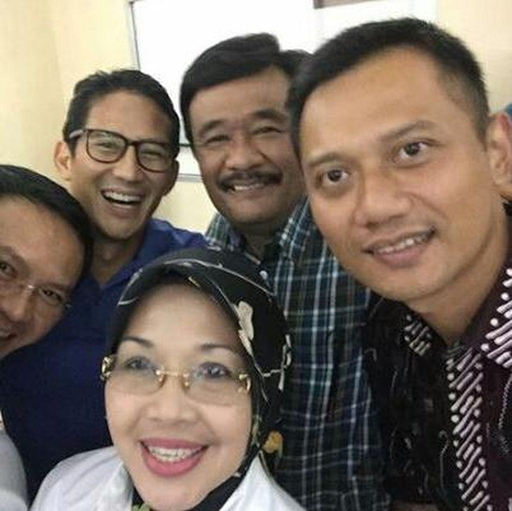 Siapa Cagub-Cawagub DKI yang Ajak Selfie Duluan Saat Tes Kesehatan?