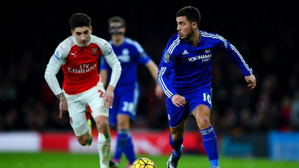 Hazard: Tiga Laga, Satu Poin... Mengecewakan