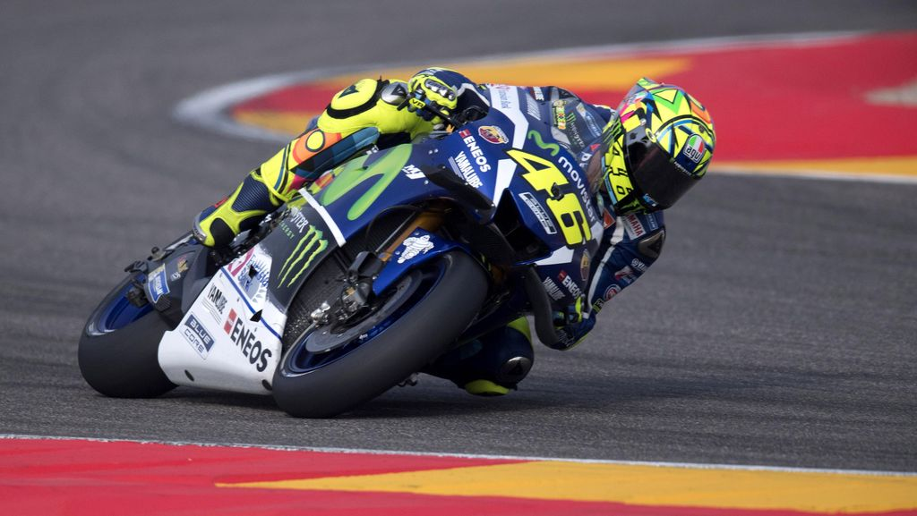 Pebalap-Pebalap Honda Dominan, Rossi Harus Berbenah
