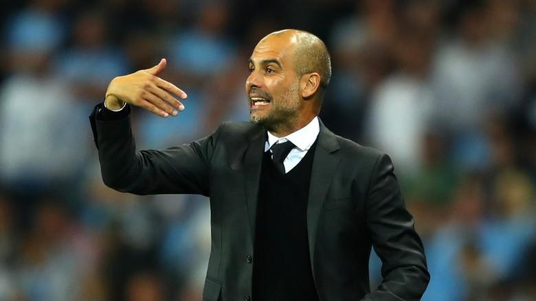 Pertemuan Pertama Guardiola vs Koeman sebagai Manajer