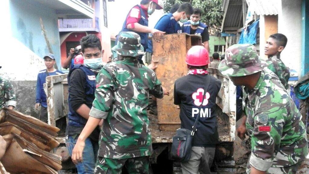 Pencarian Korban Banjir Garut yang Dilakukan Minggu Tak Hasilkan Temuan