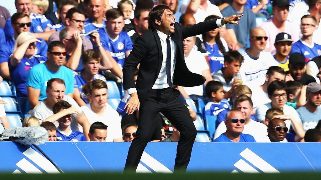 Conte Komentari Mulusnya Start City bersama Guardiola