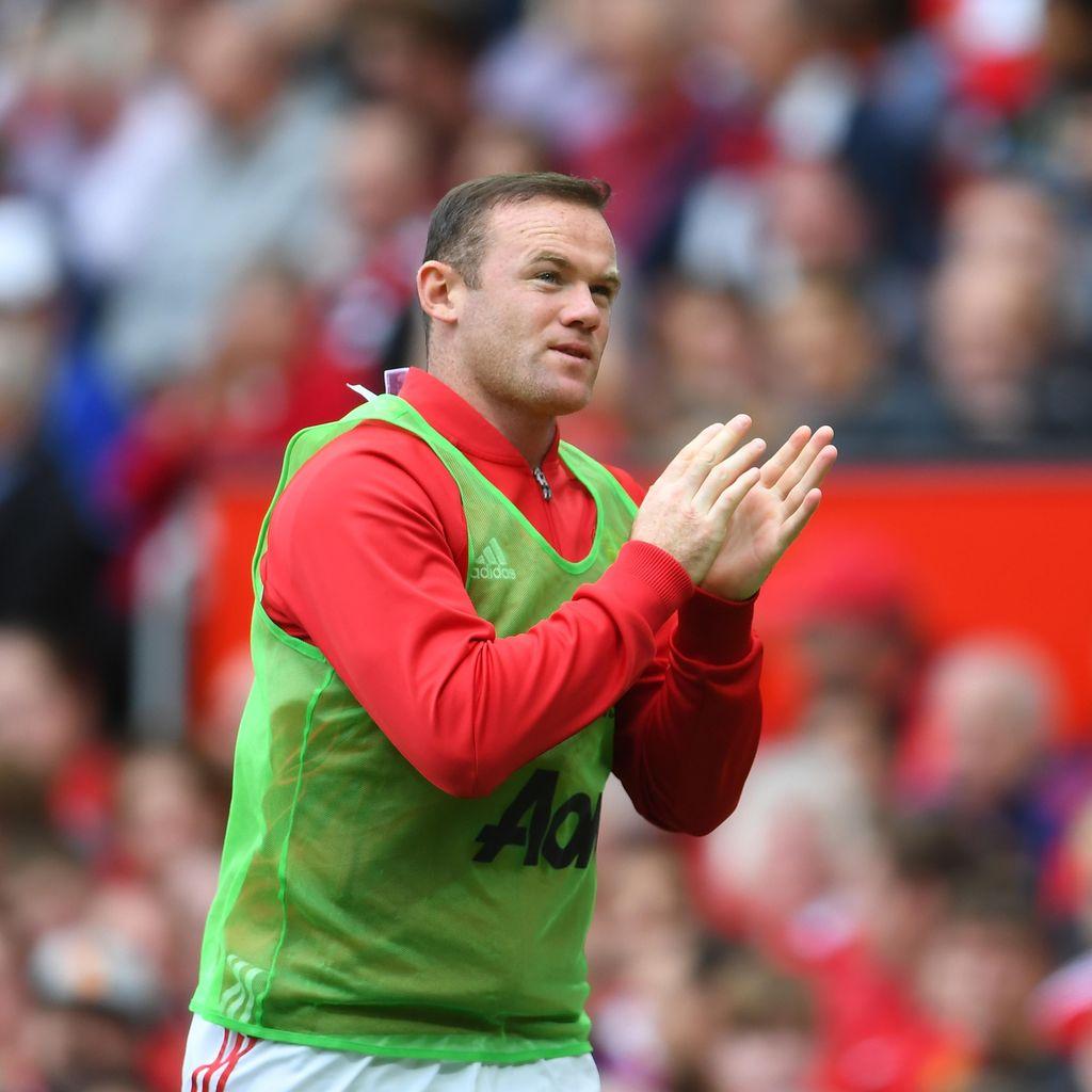 Rooney Diragukan Bisa Tampil