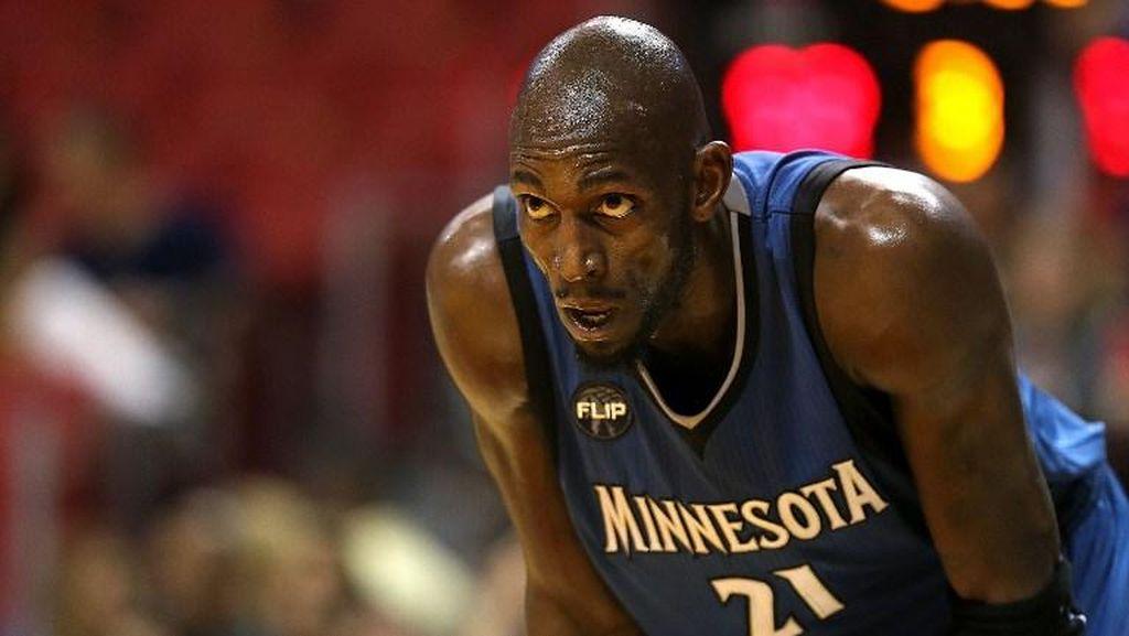 Setelah Habiskan 21 Musim di NBA, Kevin Garnett Pensiun