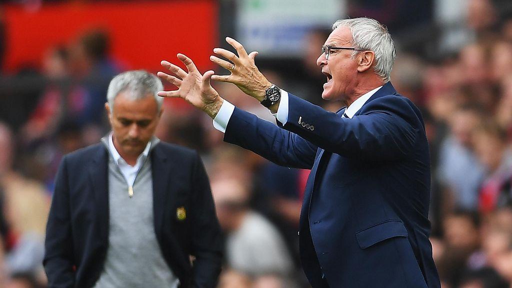 Leicester Kebobolan Tiga Gol dari Sepak Pojok, Ranieri: Biasanya Tak Semudah Itu