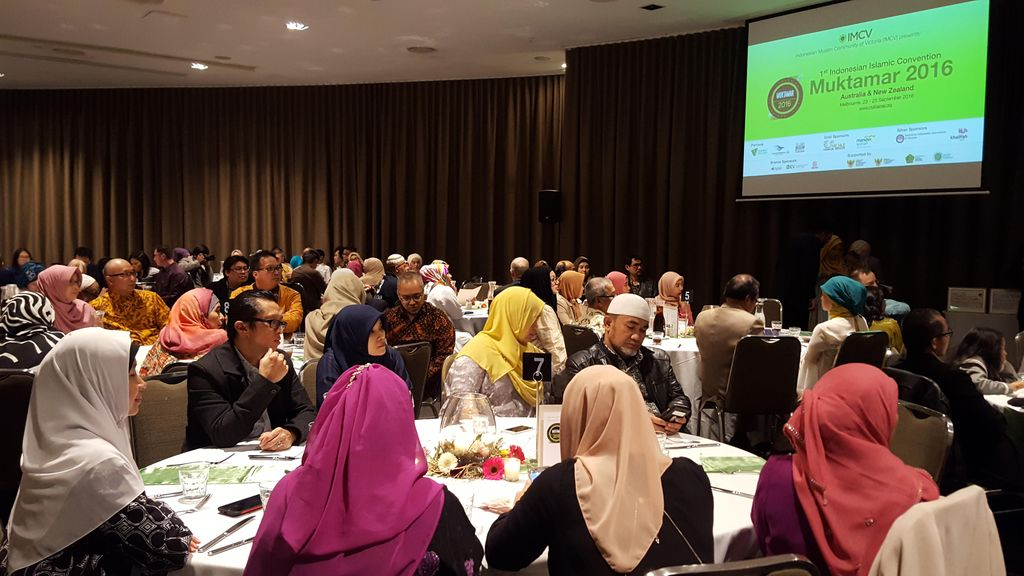 Muktamar Pertama Muslim Indonesia di Australia dan Selandia Baru