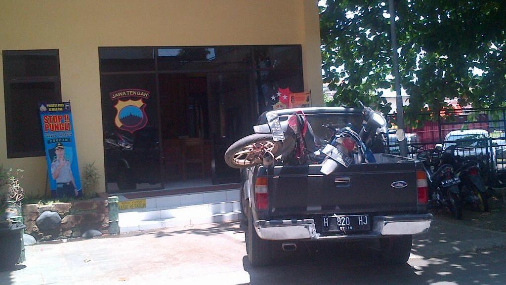 Serang Warga, 2 Begal Tewas Dihajar Massa di Brown Canyon Semarang