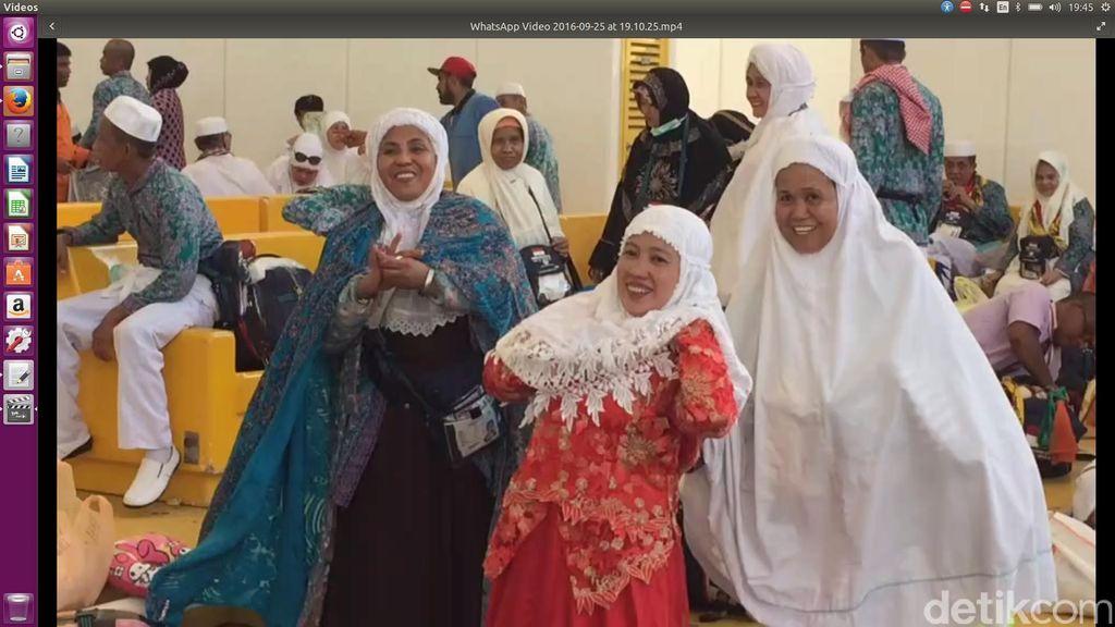 Pulang ke Indonesia, Ini Rupa-rupa Cara Jemaah Bawa Kelebihan Barang
