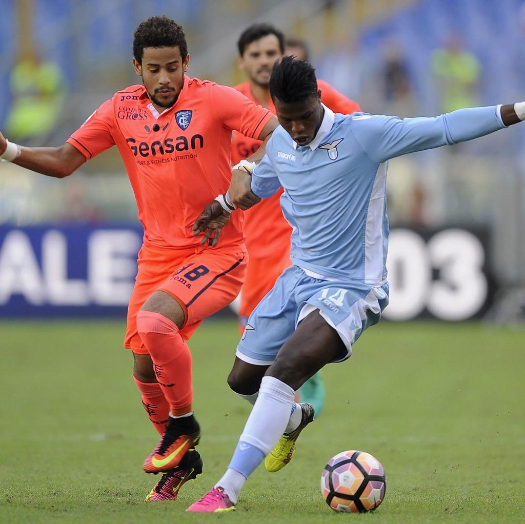 Lazio Tekuk Empoli 2-0