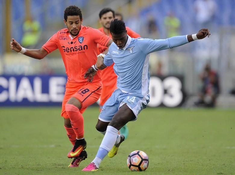 Lazio Menang Telak Atas Empoli