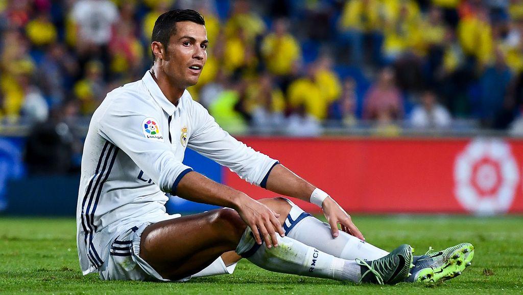 Ini Alasan Zidane Tarik Ronaldo Lebih Awal