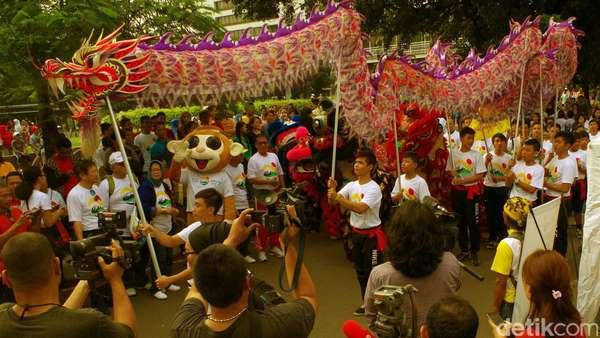 Car Free Day Jadi Ajang Sosialisasi Olahraga Rekreasi dan Permainan TAFISA