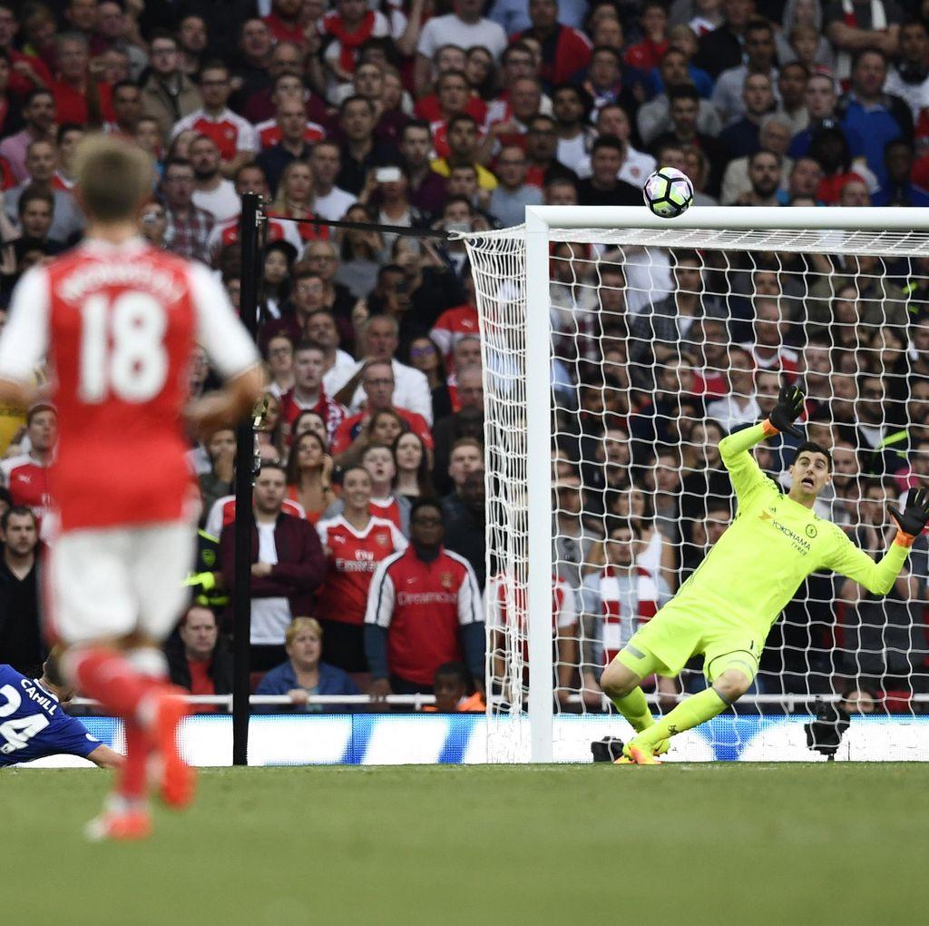 Statistik Terkait Kemenangan Tiga Gol Tanpa Balas Arsenal atas Chelsea