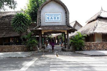 Rumah Dusun Sasak Sade