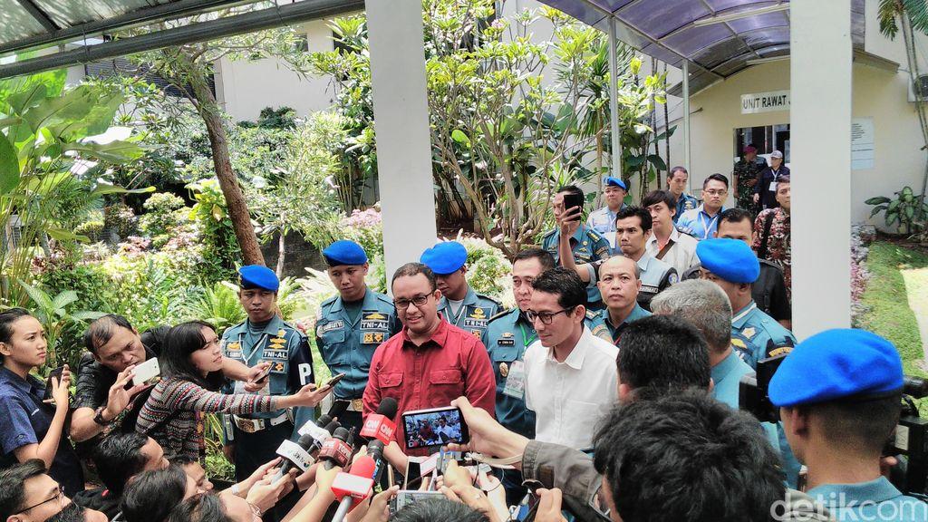 Pagar JPO di Pasar Minggu Ambruk, Anies: Fasilitas Publik Harus Reguler Diaudit