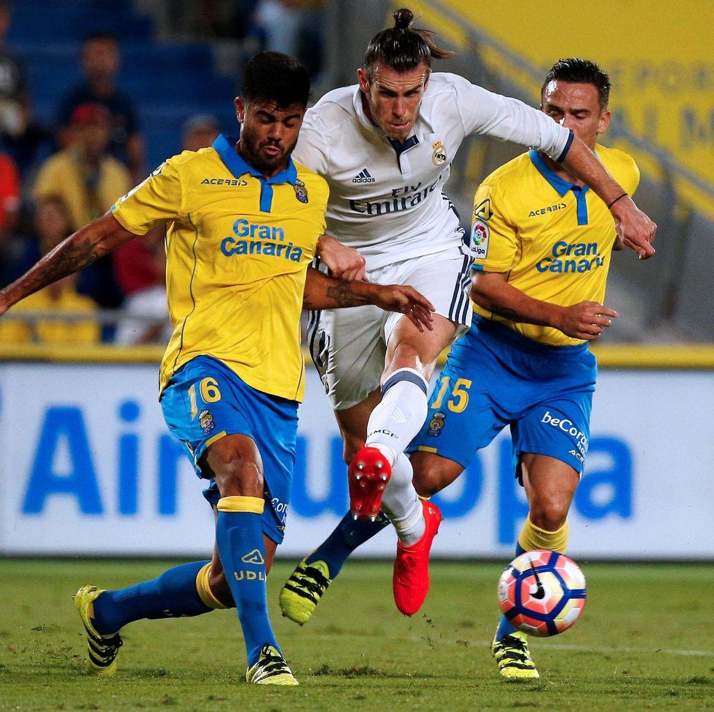 Dua Kali Unggul, Madrid Malah Imbang 2-2 dengan Las Palmas