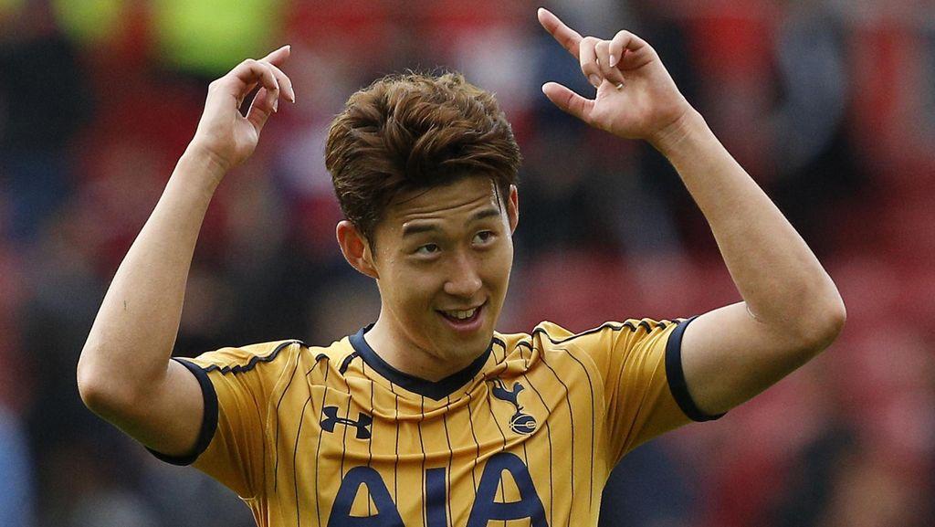 Awal Musim Ini Son Sudah Samai Koleksi Golnya di Premier League Musim Lalu
