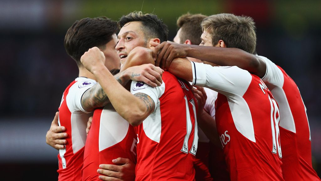 Arsenal Ingin Jaga Fase Positif