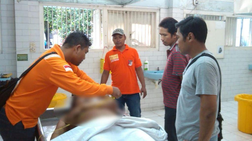 Pelaku Pencurian L300 di Surabaya Ditembak Mati