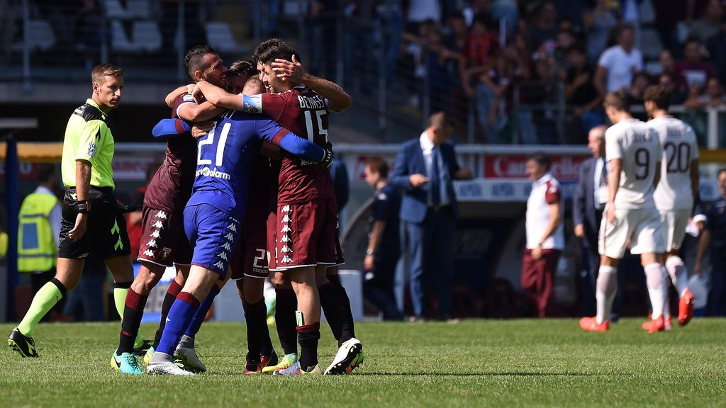 11 Banteng Torino Buat Roma Terkapar