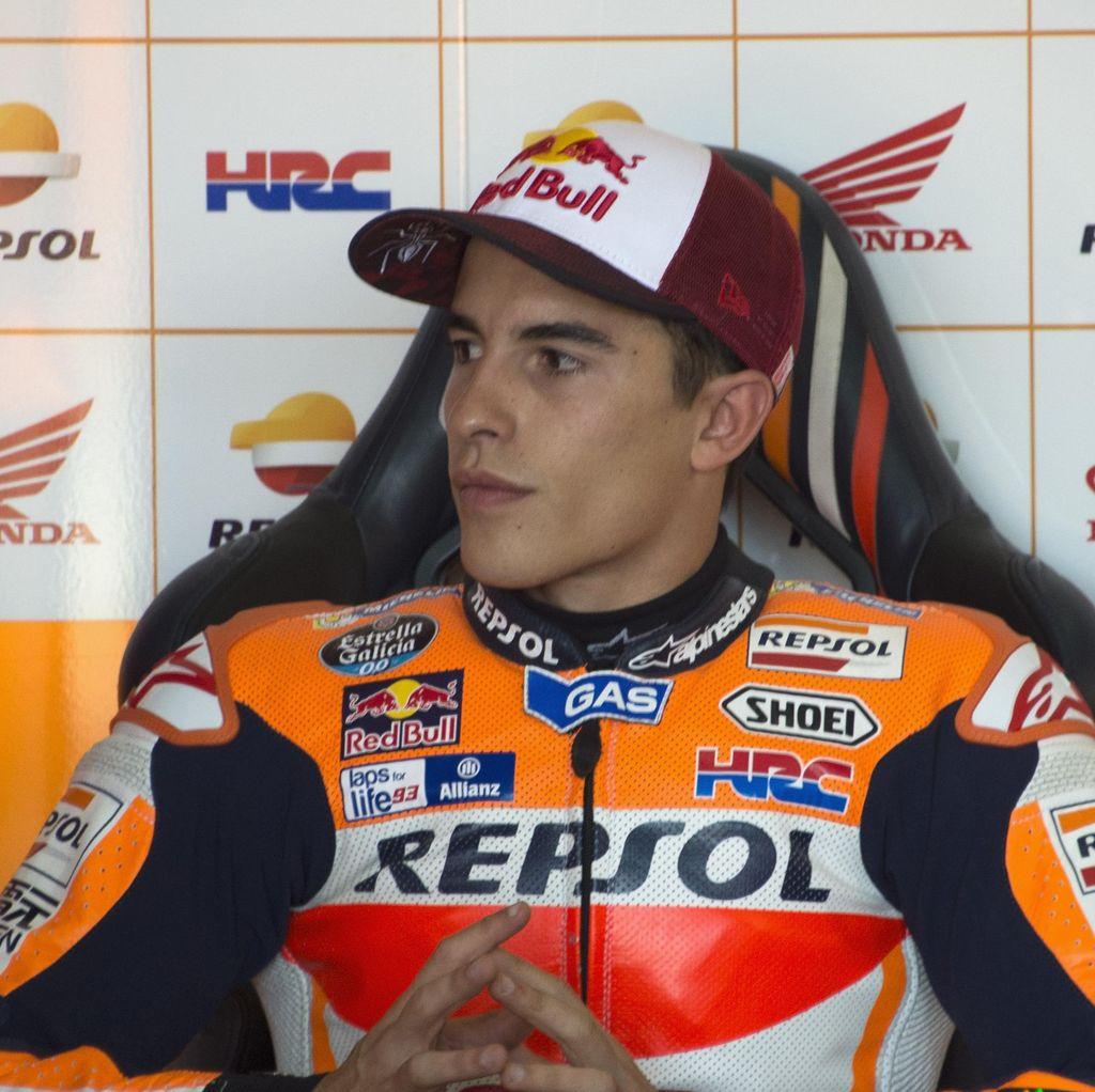 Soal Crash Kontroversialnya, Marquez Beri Penjelasan