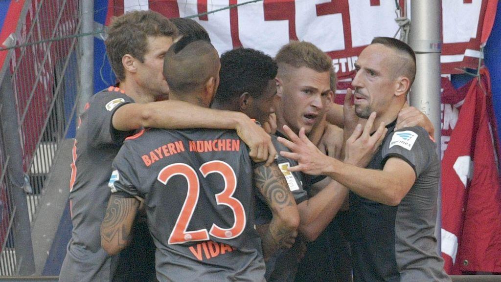 Bayern Menang Susah Payah, Ancelotti Sanjung Thiago