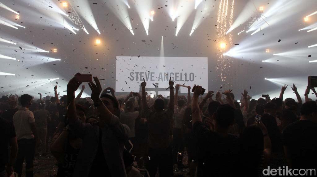 Invasion 2016 Sukses Hentak Jakarta