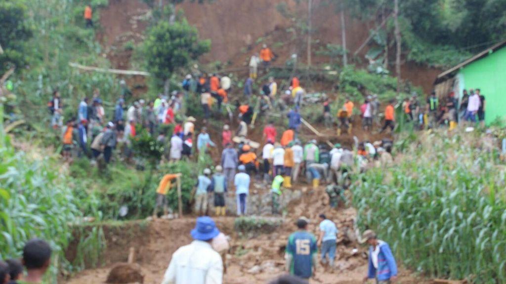 Longsor Timpa Rumah di Banjarnegara Jawa Tengah, 1 Orang Tewas