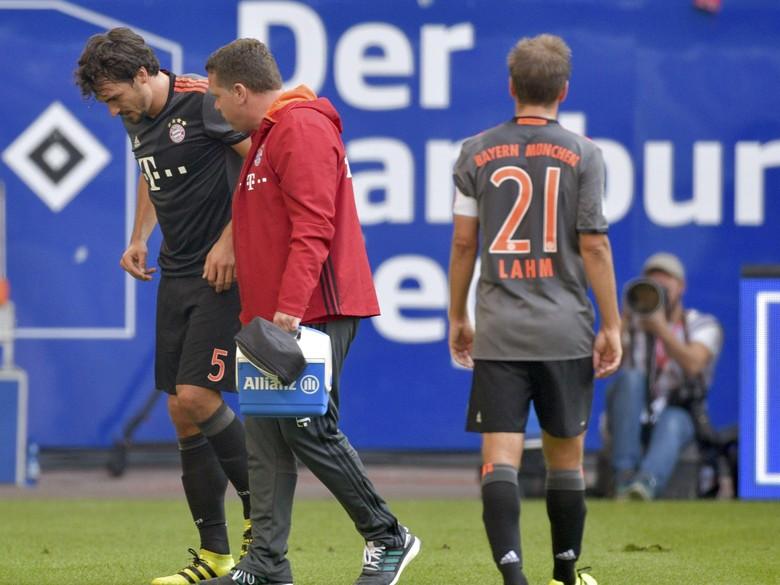 """""""Bandar Bola - Munich Tegaskan Cedera Hummels Tak Parah"""""""