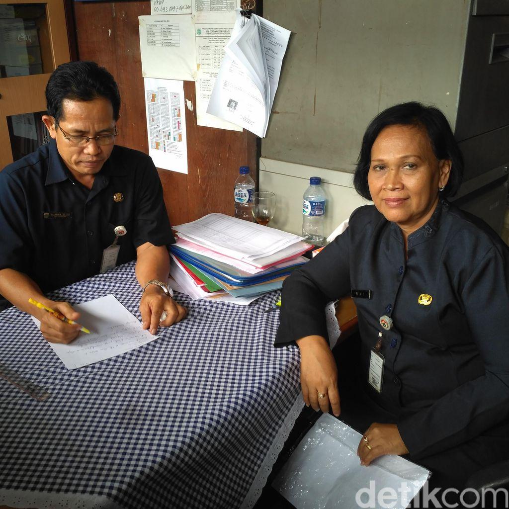 Kepala SDN 05 Pagi Gondangdia: Amat Anak Bangsa Harus Diselamatkan