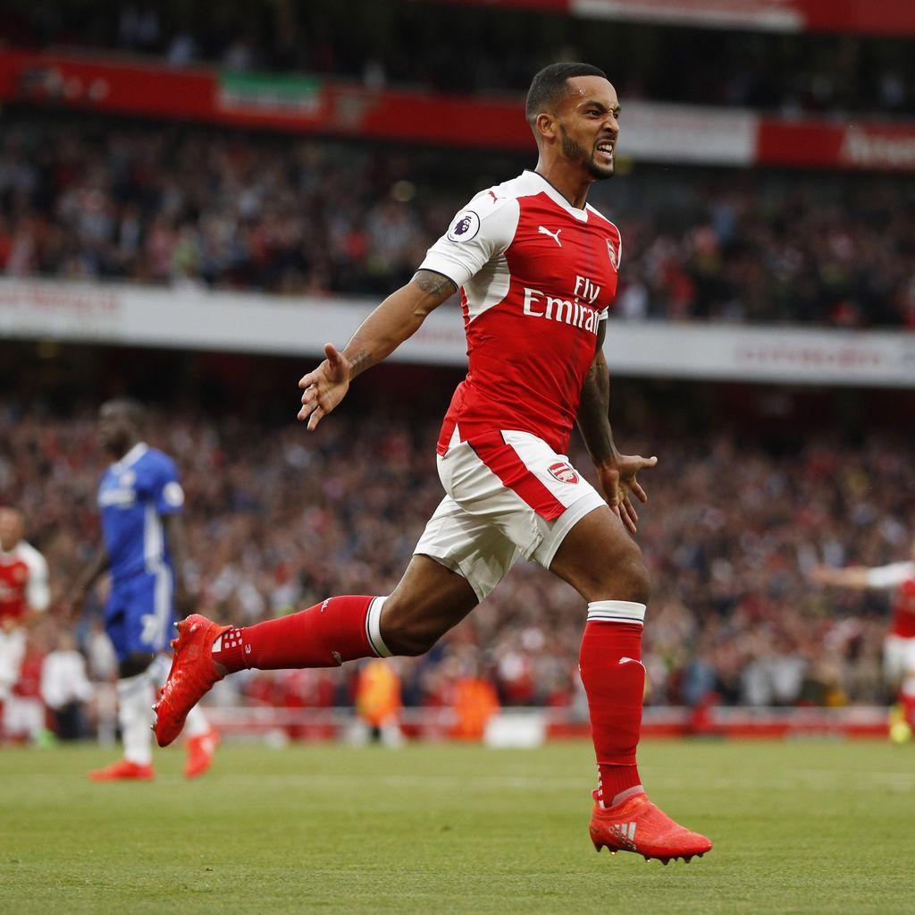 Walcott di Arsenal: Memulai dari Nol Lagi