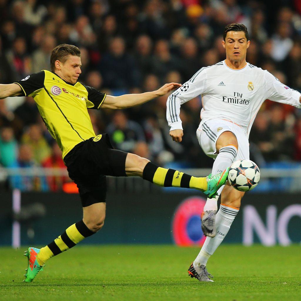 Signal Iduna Park Angker untuk Madrid