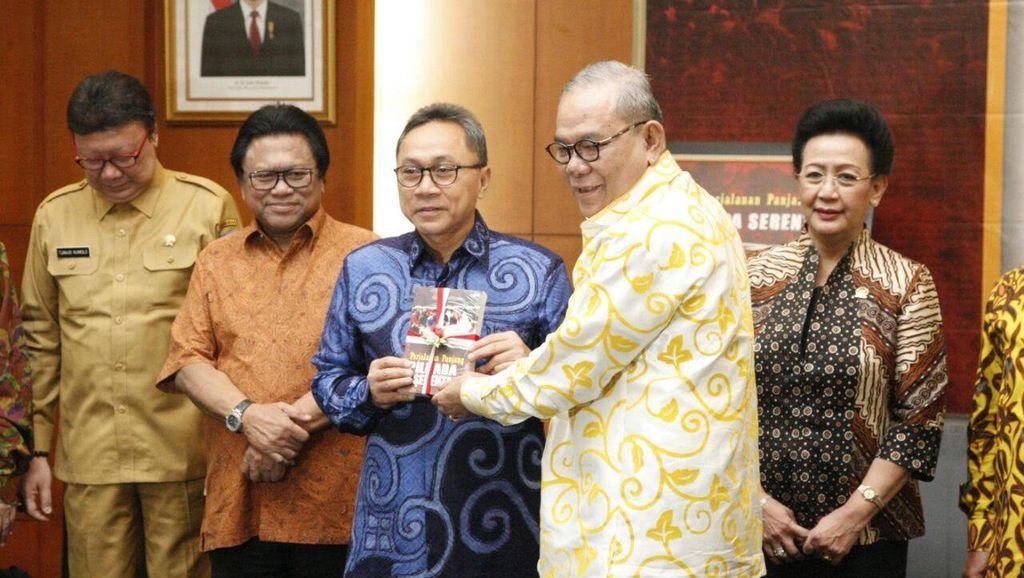 Ketua MPR: Pilkada Serentak Harus Sejahterakan Rakyat