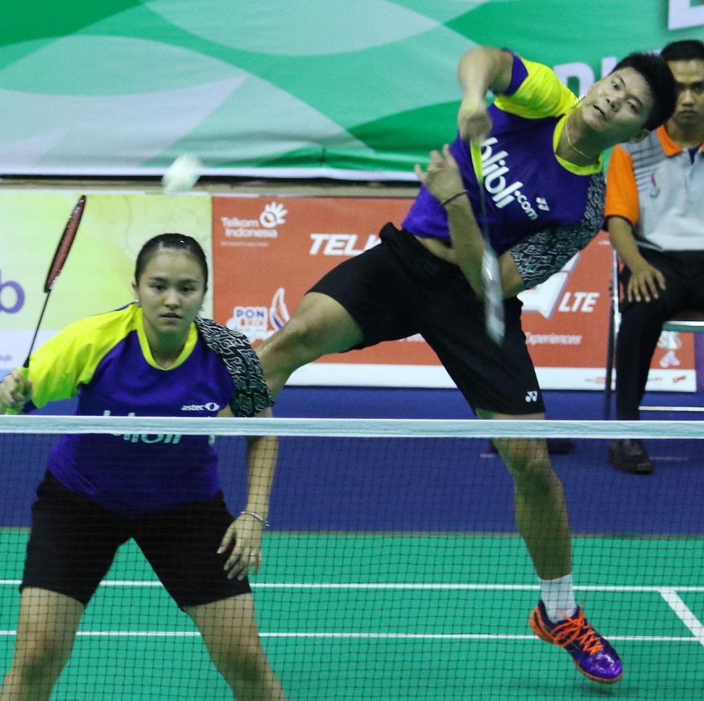Praveen/Melati dan Lukhi/Gloria Melaju ke Semifinal